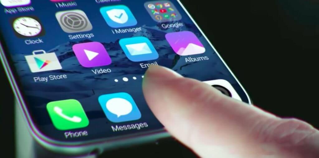 Производство сканера отпечатков пальцев в дисплее началось. Apple в деле?