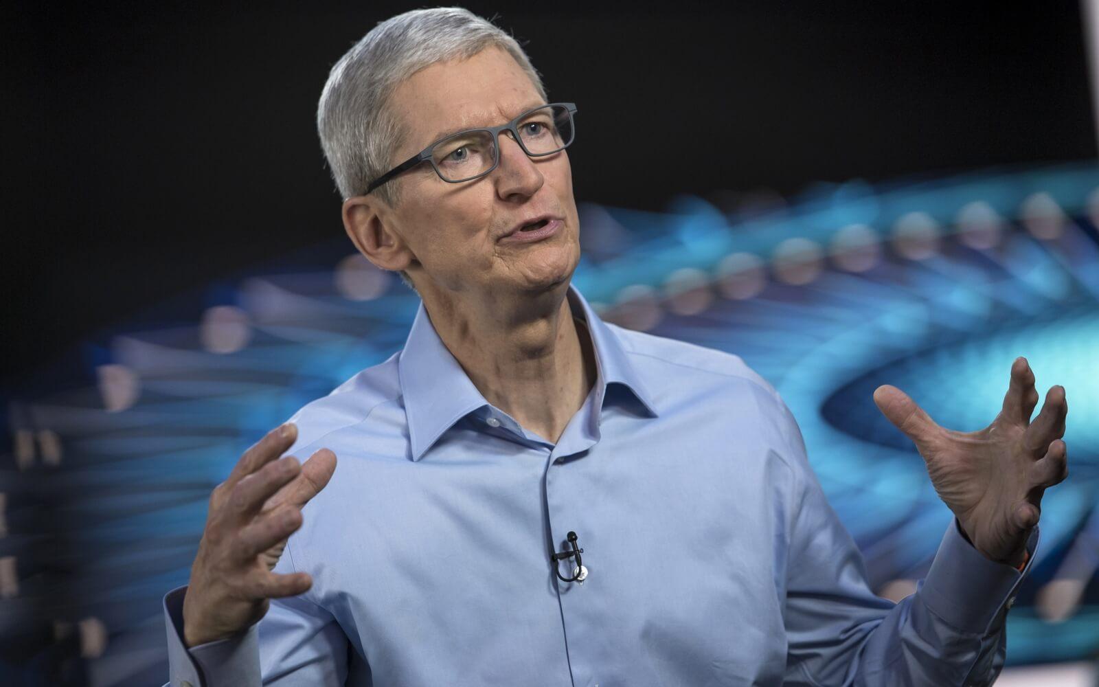 Тим Кук рассказал о продуктах, которые Apple выпустит через несколько лет