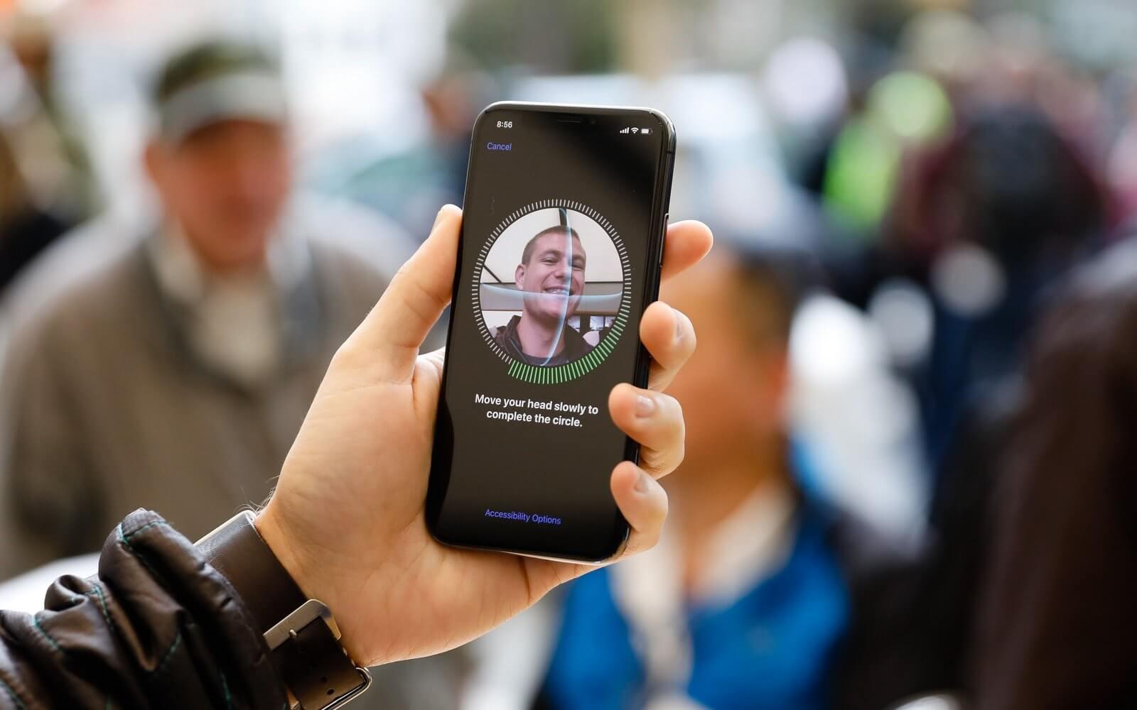 iOS 11.3 снимет одно из ограничений Face ID