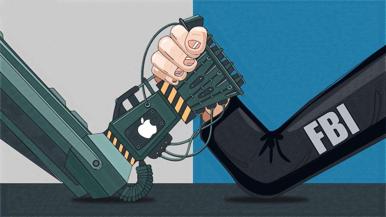 Хакер из ФБР: Apple — «придурки» и «злые гении»