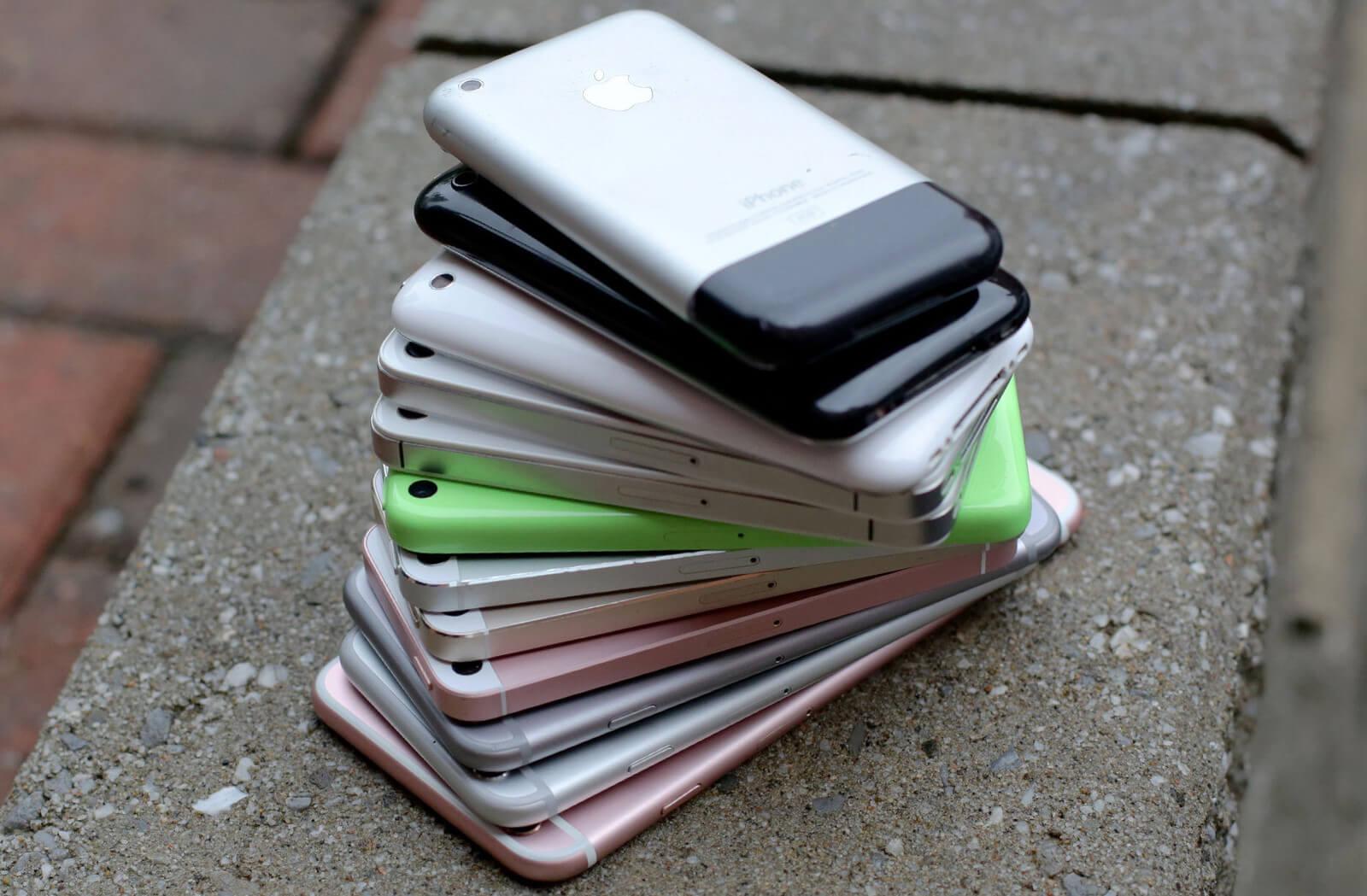 Куда деть старый iPhone, если подарили новый?