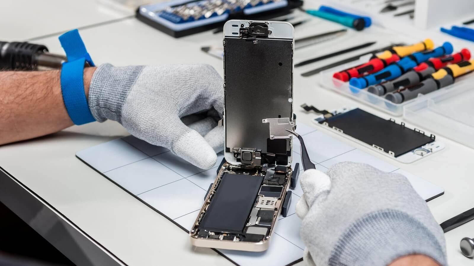 Только 10% всех iPhone разгонятся после замены аккумулятора