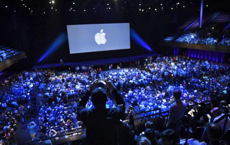 Apple приглашает на презентацию 27 марта