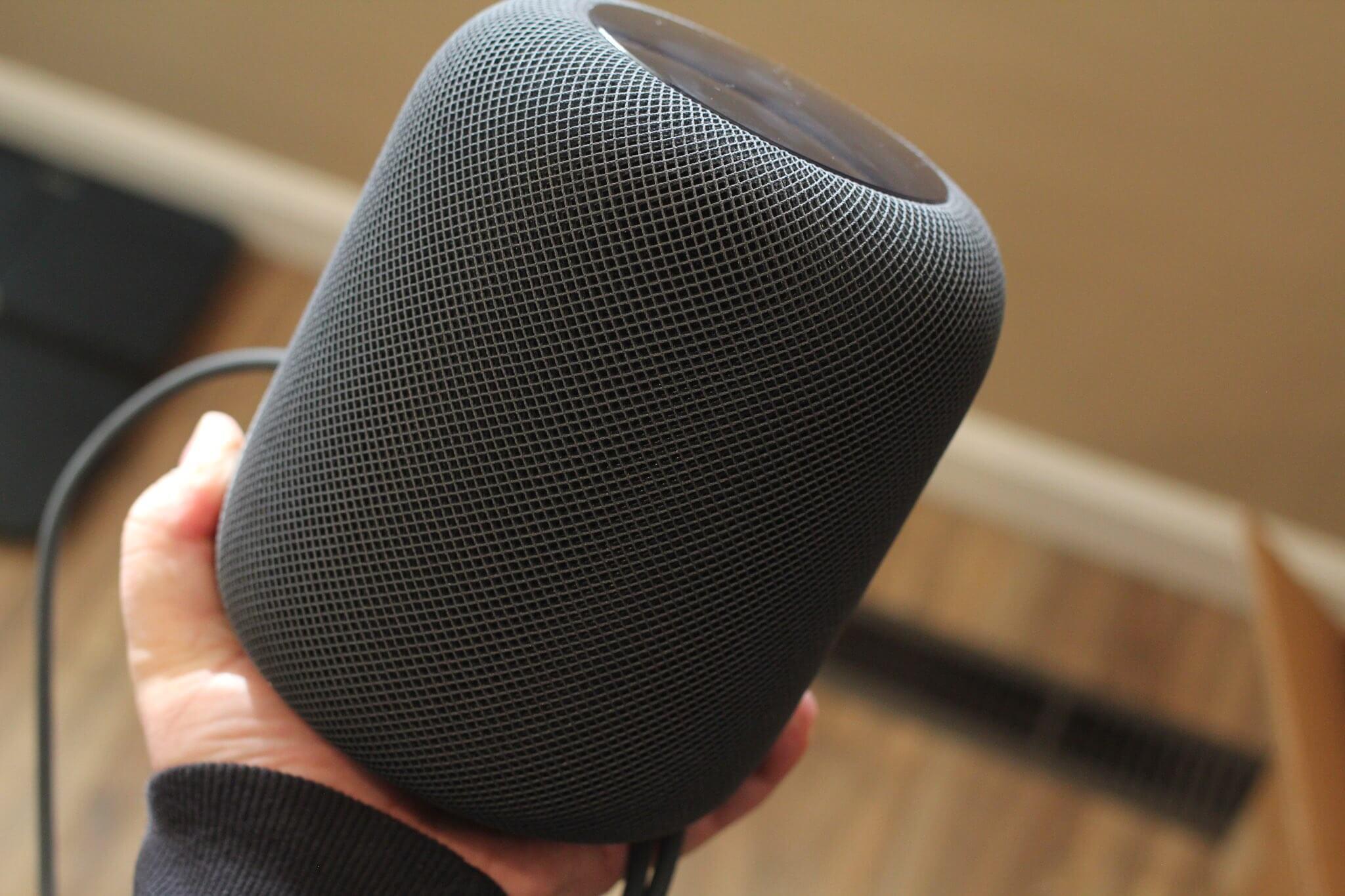 Apple продает HomePod с бета-версией iOS 11.2.5 на борту