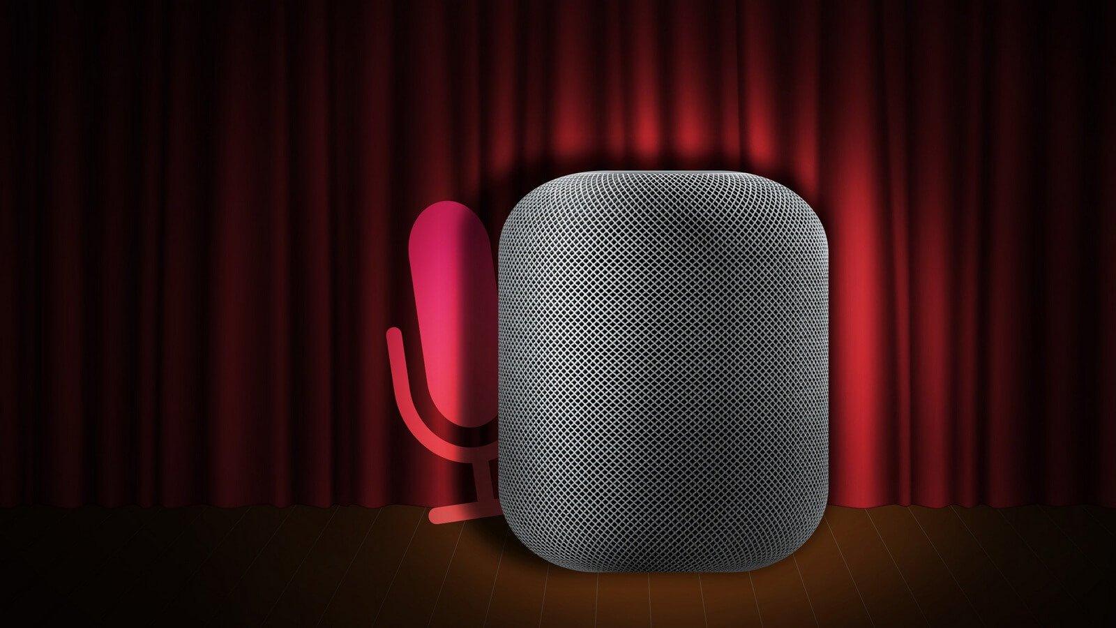 Apple рассказала о способах воспроизведения музыки на HomePod