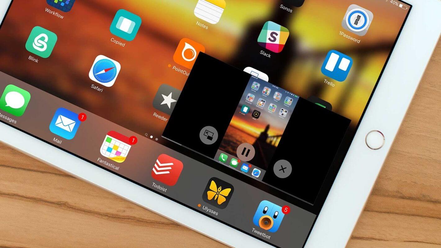 Как укротить функцию «картинка в картинке» на iPad