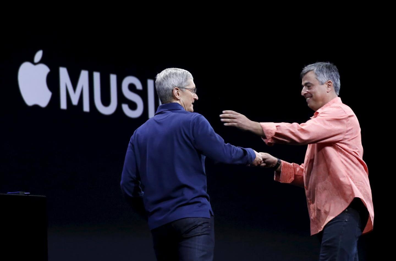 Apple Music показала рекордный прирост пользователей
