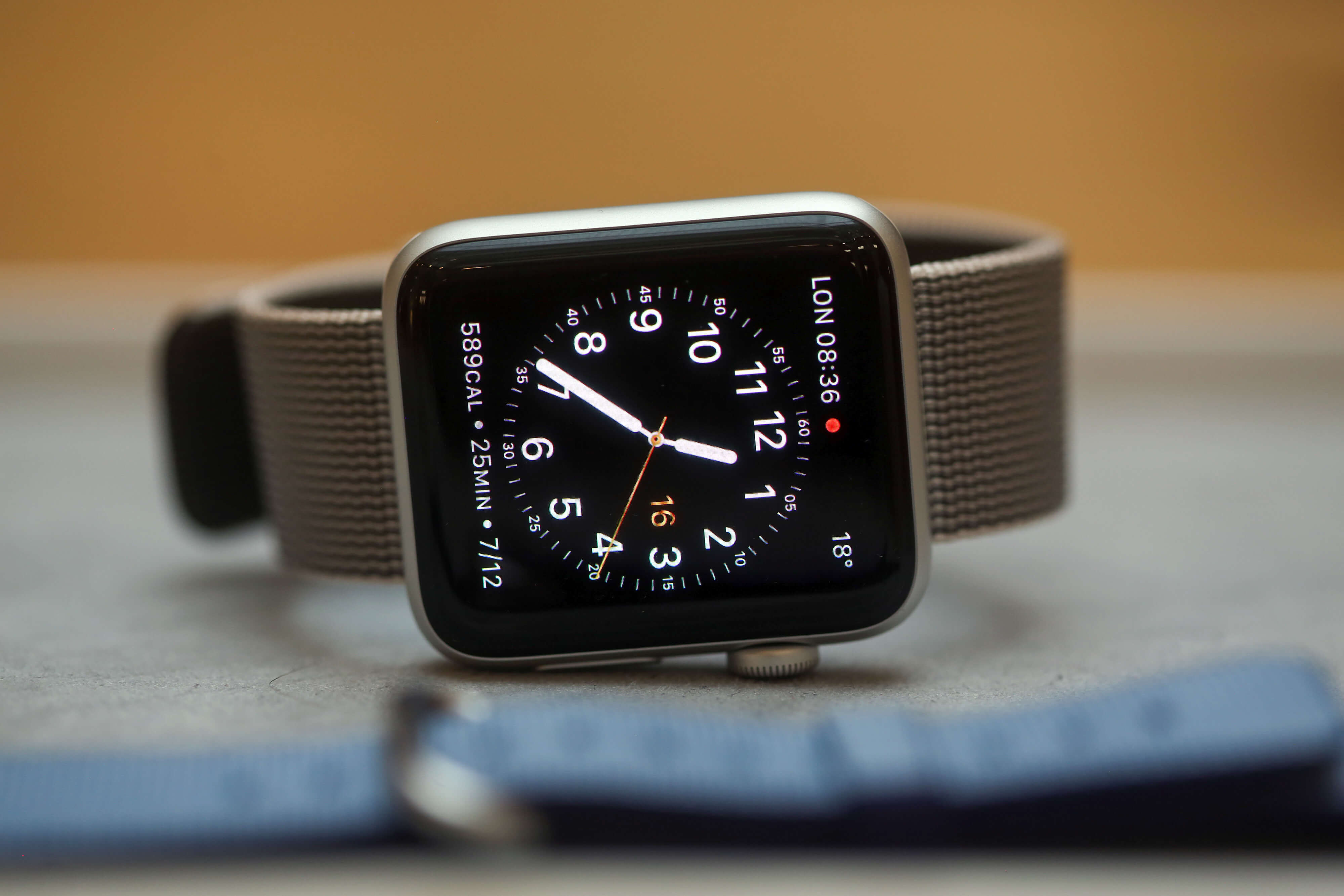 Разработчики рассказали, насколько популярны Apple Watch Series 3