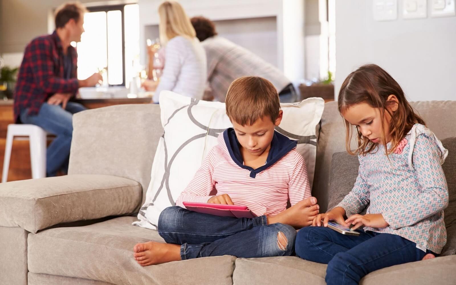 Apple рассказала все о родительском контроле