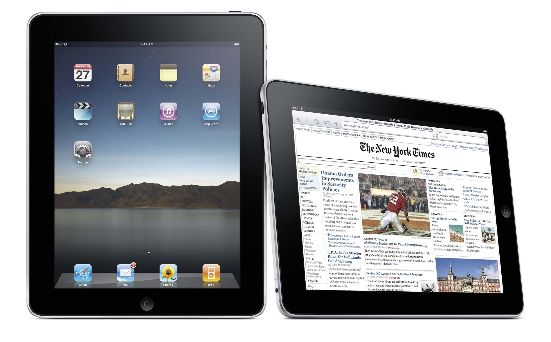 #Видео: Эволюция iPad — большой путь самого популярного планшета