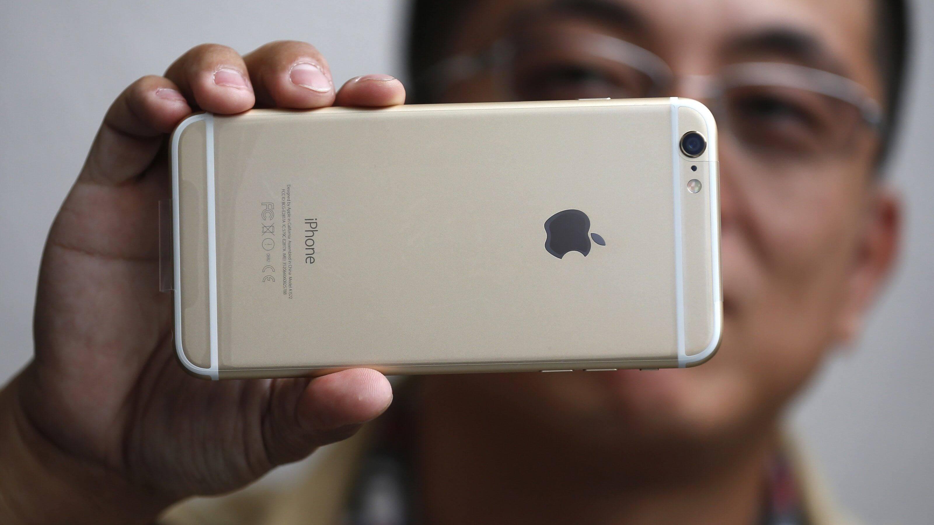 iPhone 6 в России подешевел до 23 тысяч рублей