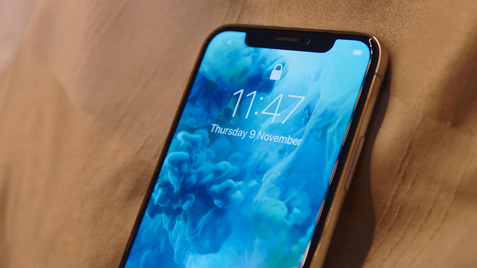 Баг iOS 11 случайно попал в рекламный ролик Apple