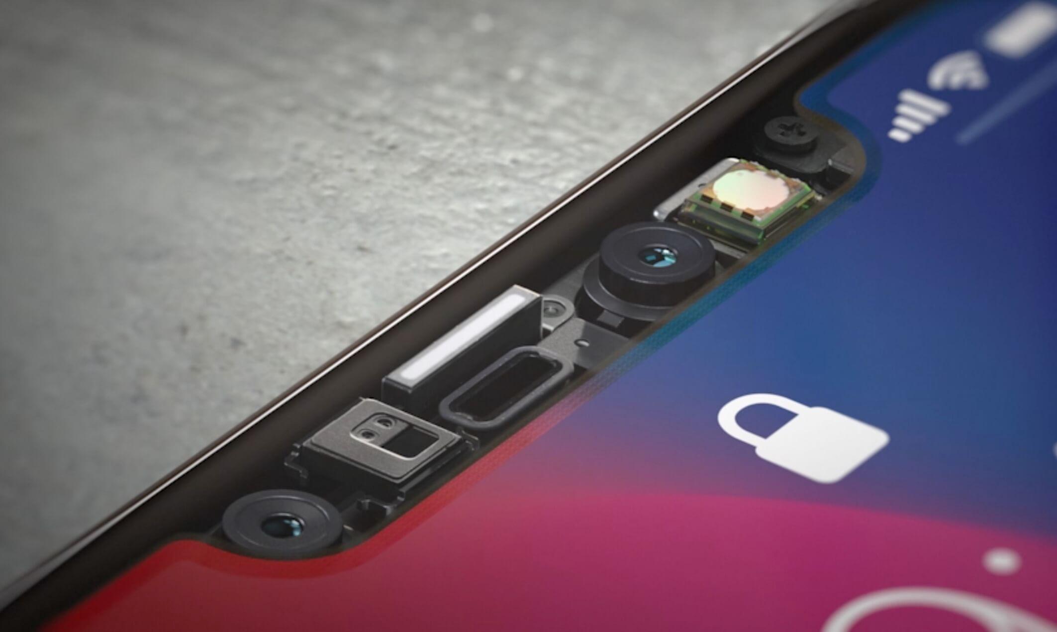 Samsung хочет скопировать главную «фишку» iPhone X