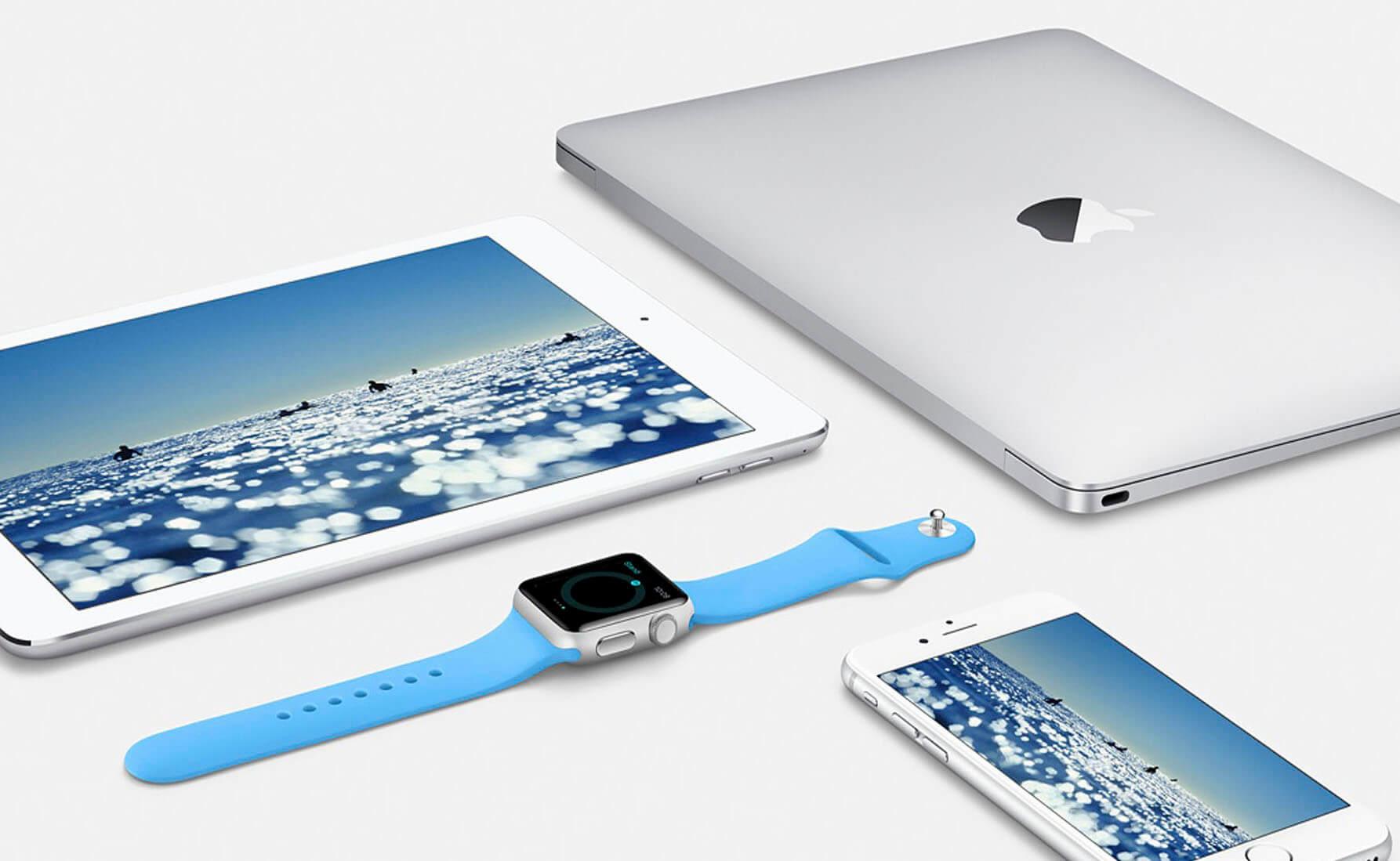 Какие устройства Apple первыми получат microLED