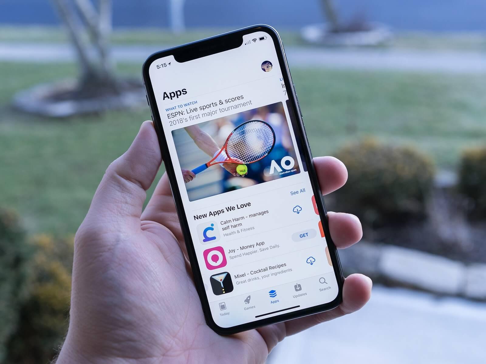 определяем неиспользуемые приложения вашем iphone