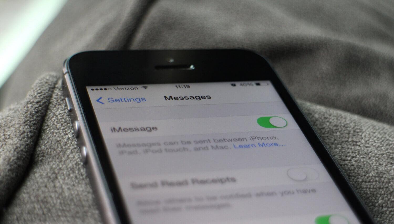 Новый символ выводит из строя «Сообщения» на iOS и Mac. Как исправить?