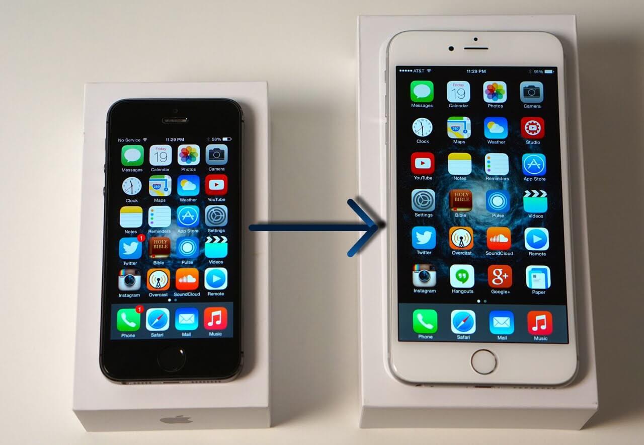 Хочу продать старый iPhone или поменять на новый. Что делать?
