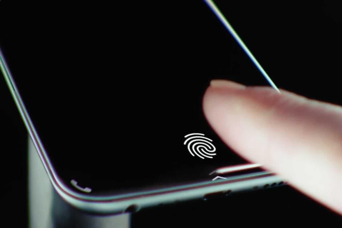 Apple cделает новый сканер отпечатков для iPhone