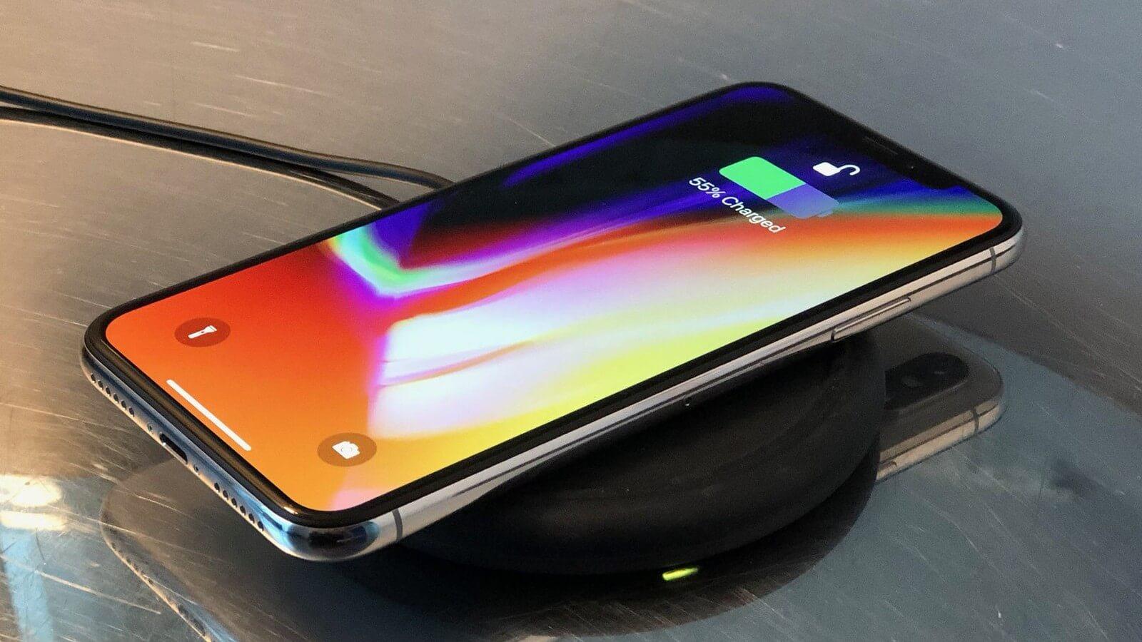 Apple хотела лишить iPhone X всех разъемов