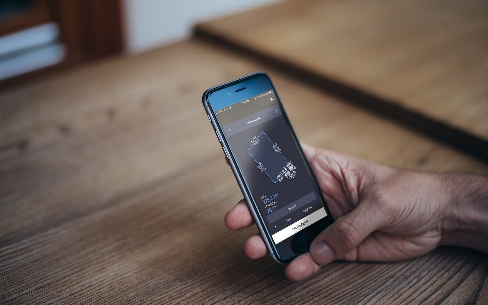Приложение Measure для iOS 12 появилось в App Store