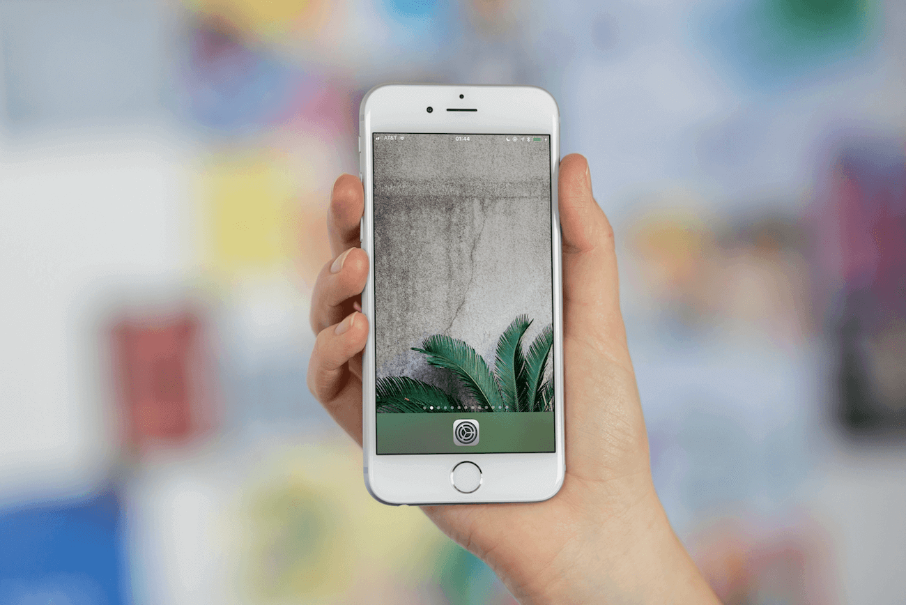 Новый iPhone может лишиться боковых кнопок