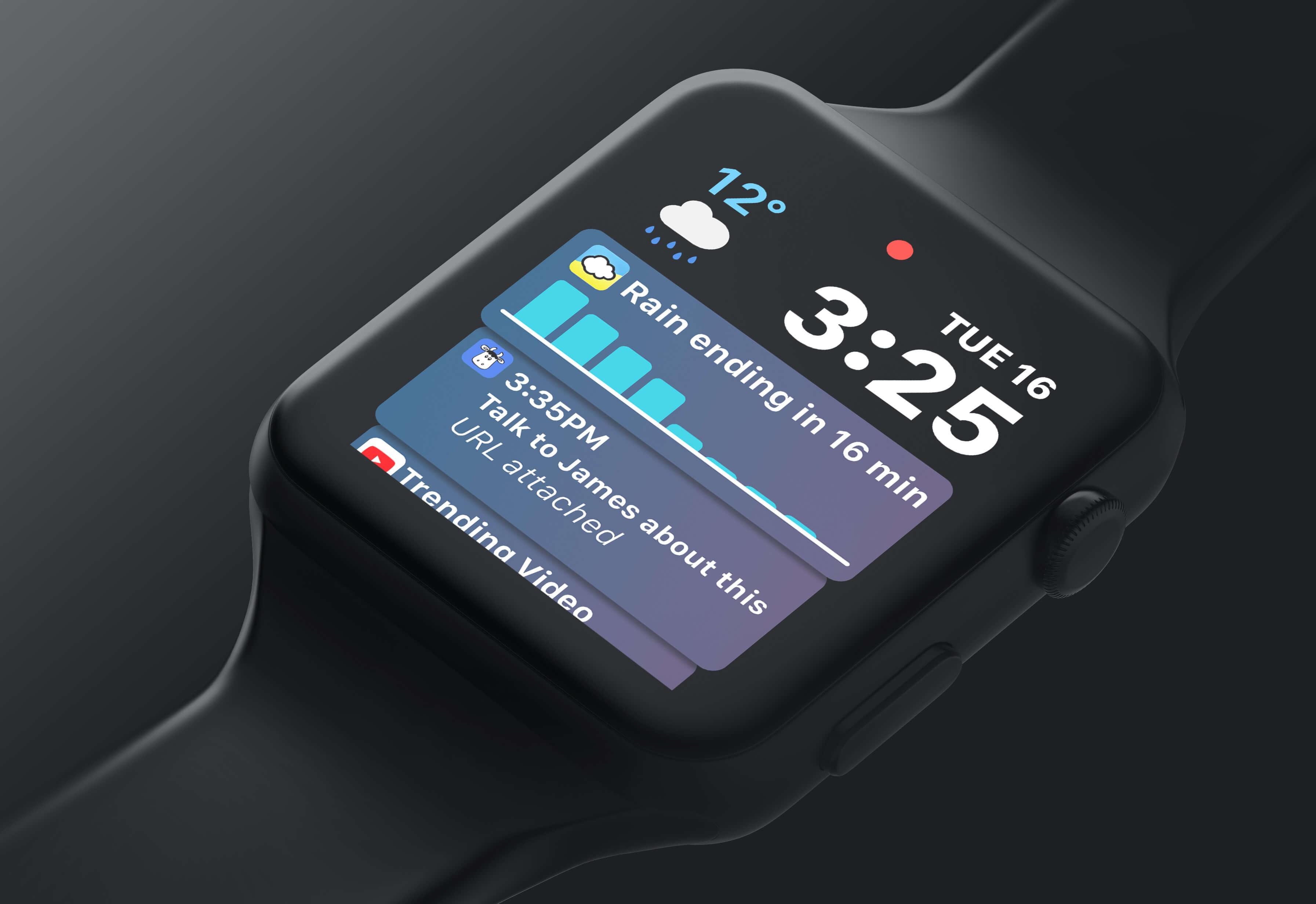 Apple отозвала первую бету watchOS 5