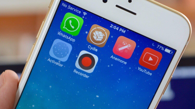 как взломать wifi с iphone без cydia