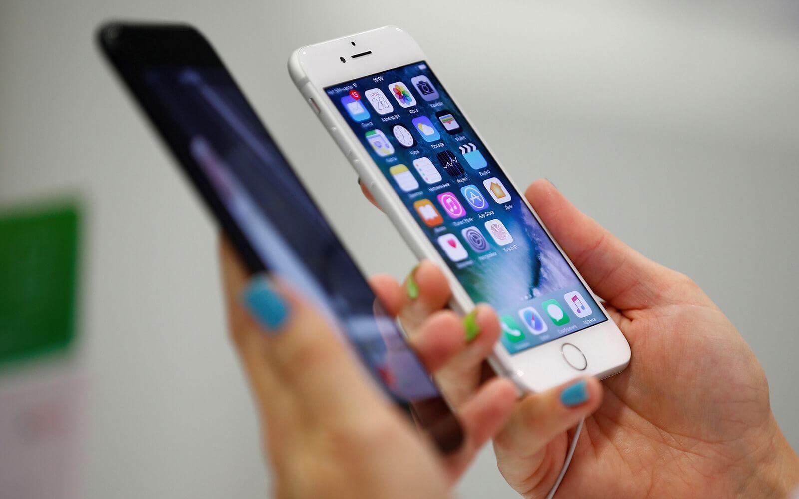 Дорогие смартфоны чаще покупают в Интернете