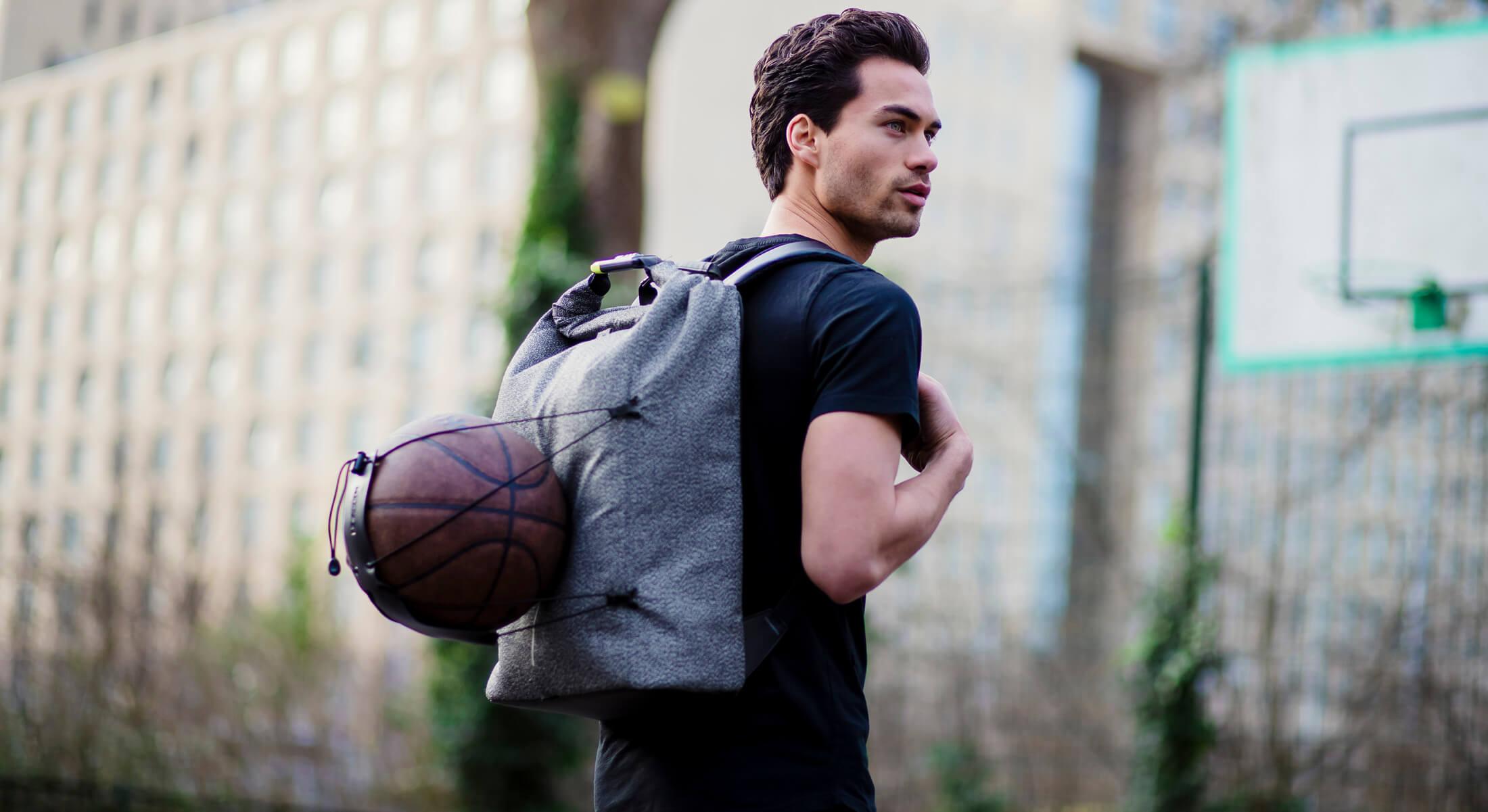 Bobby Urban — непрорезаемый городской рюкзак нового поколения