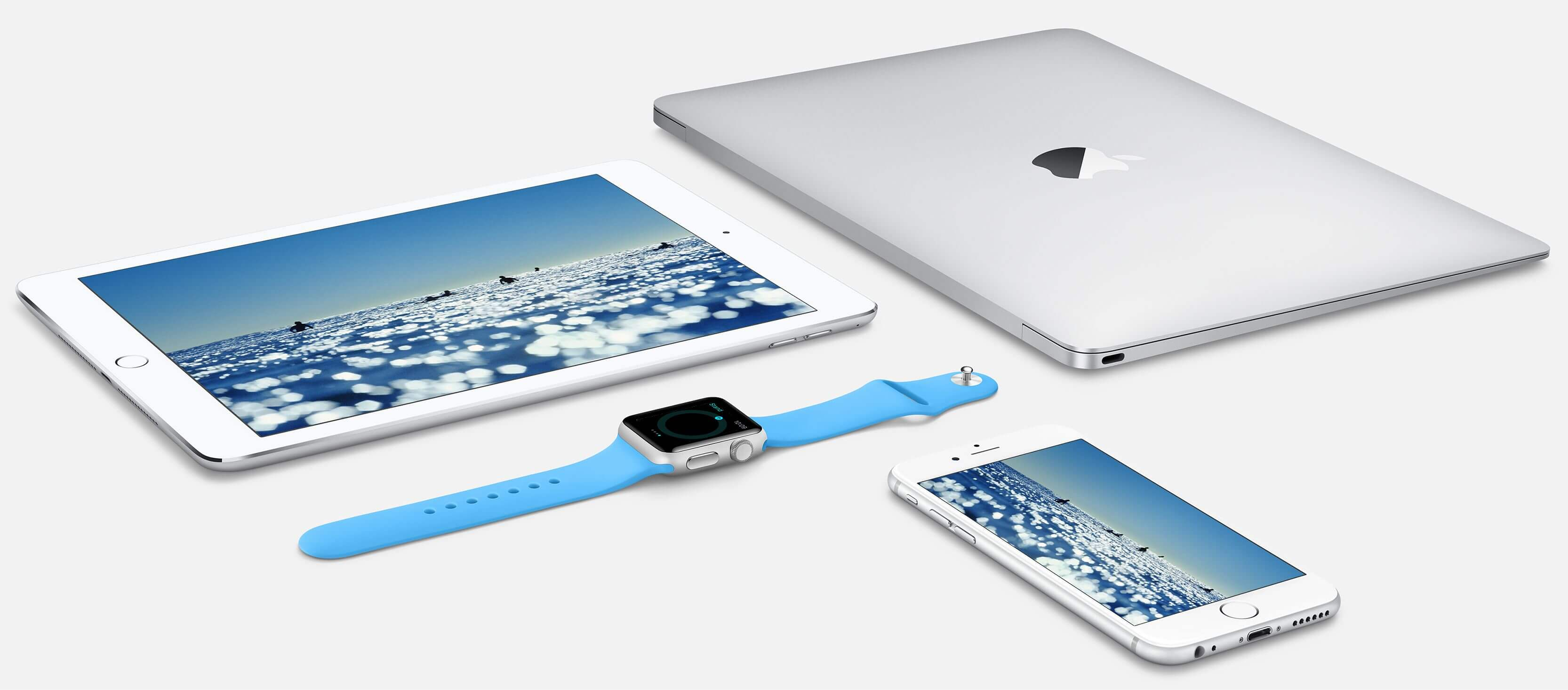 Какие продукты Apple за последние два года покупали чаще всего?