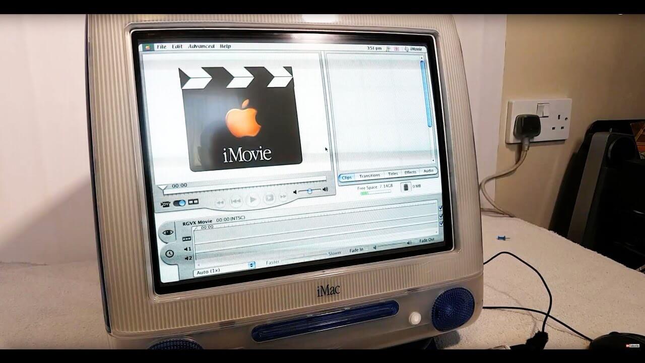 iMovie: Домашняя киностудия