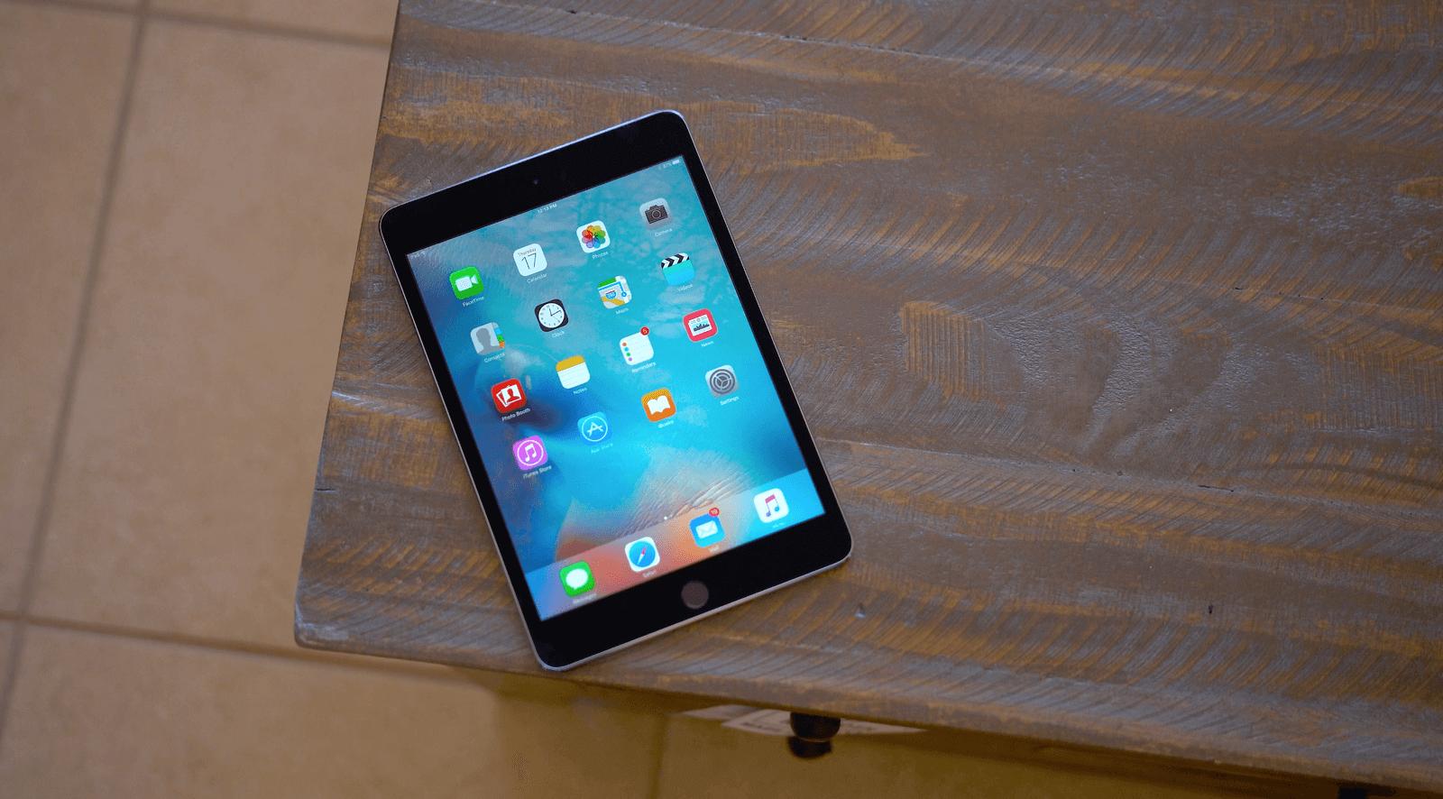 Что Apple представит вместо нового iPad mini?