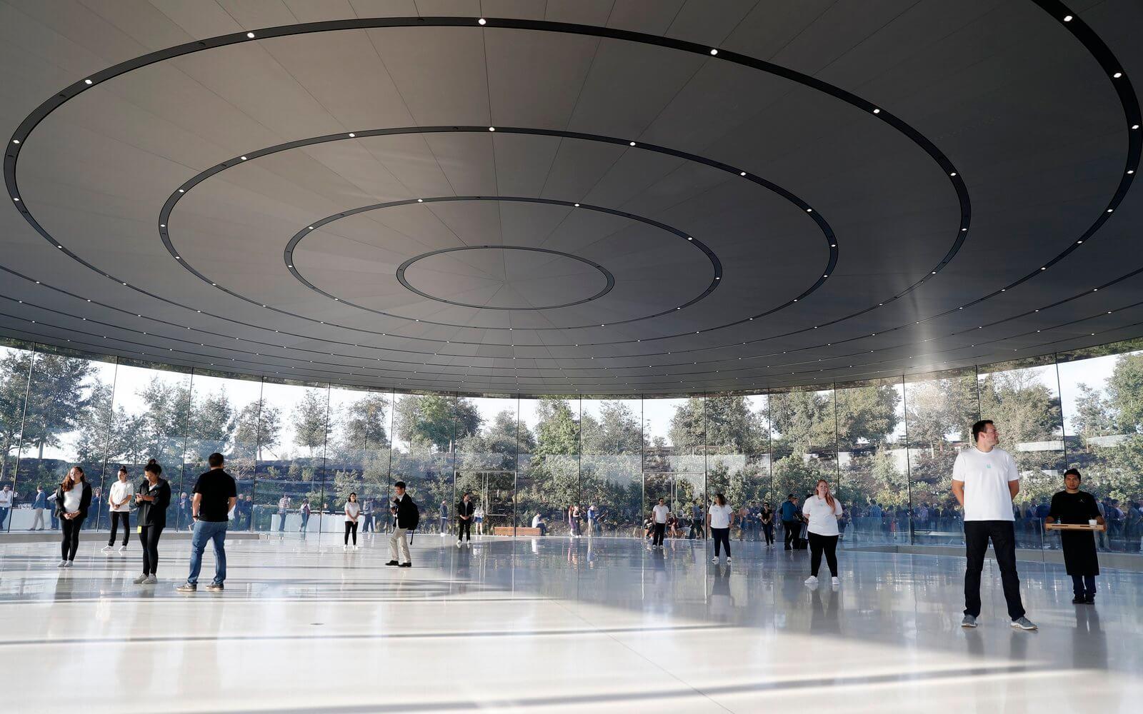 Apple оценила Apple Park в 200 долларов, чтобы избежать налогов