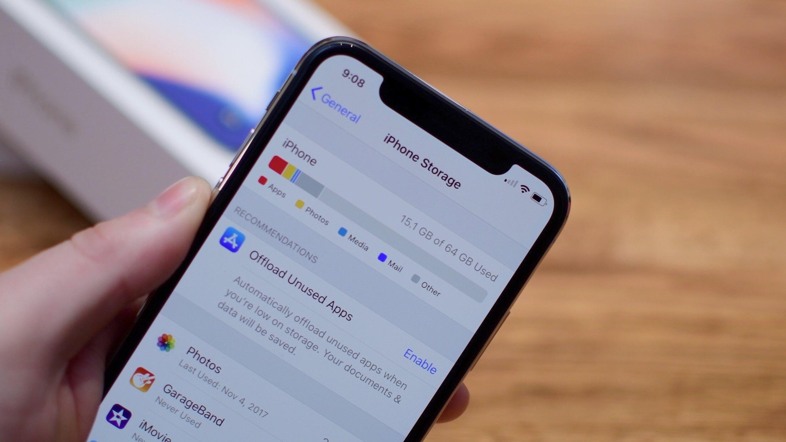 Потребителям не нужен iPhone с 512 ГБ памяти