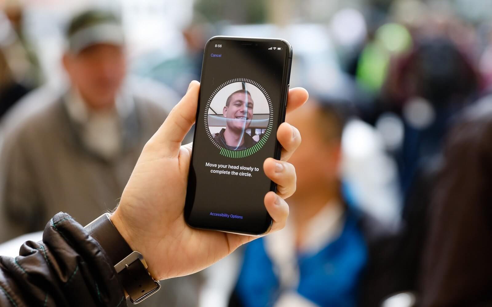 Какие улучшения ждут Face ID в iOS 12