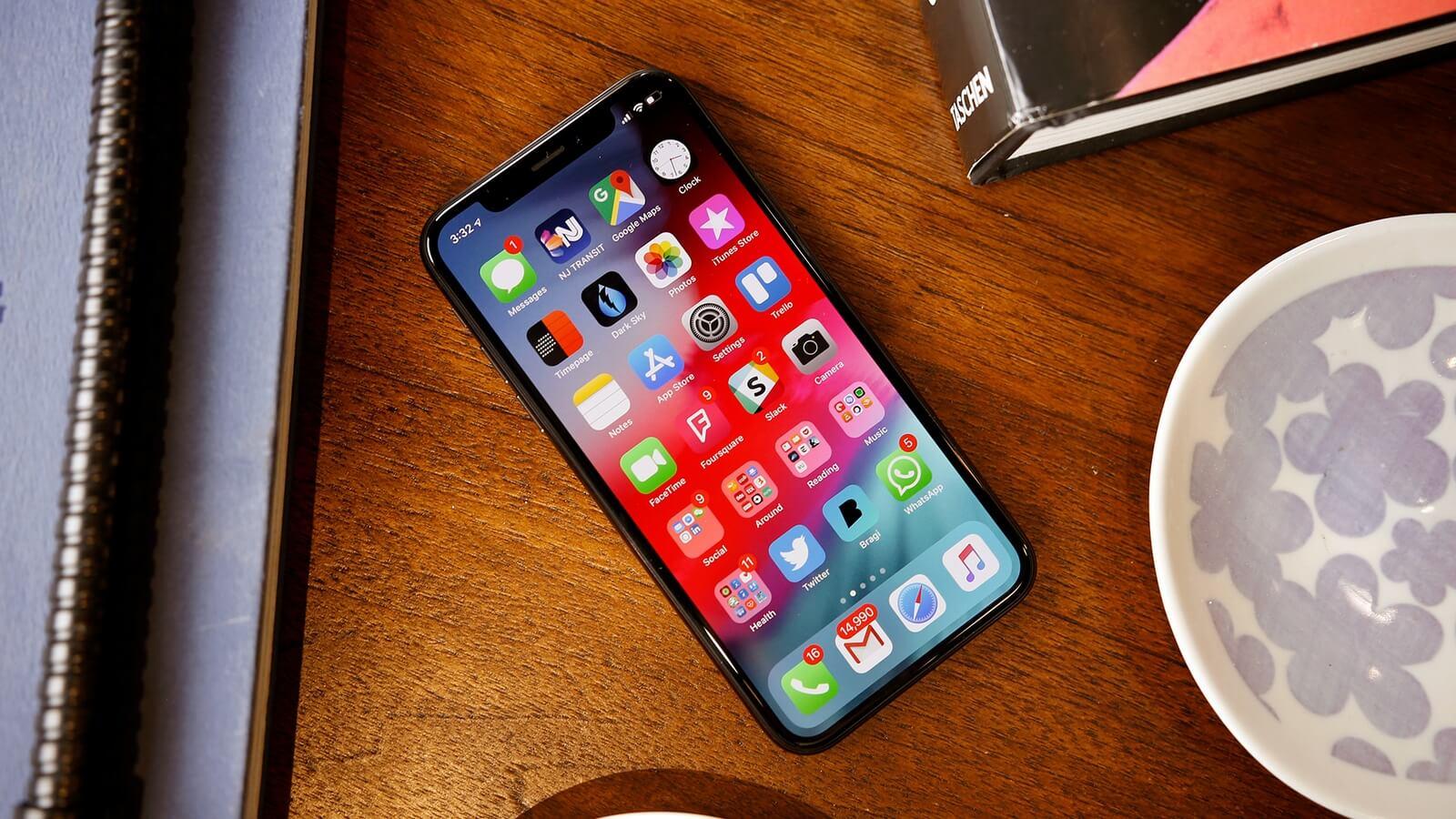 Как просто освободить память iPhone и iPad на iOS 12