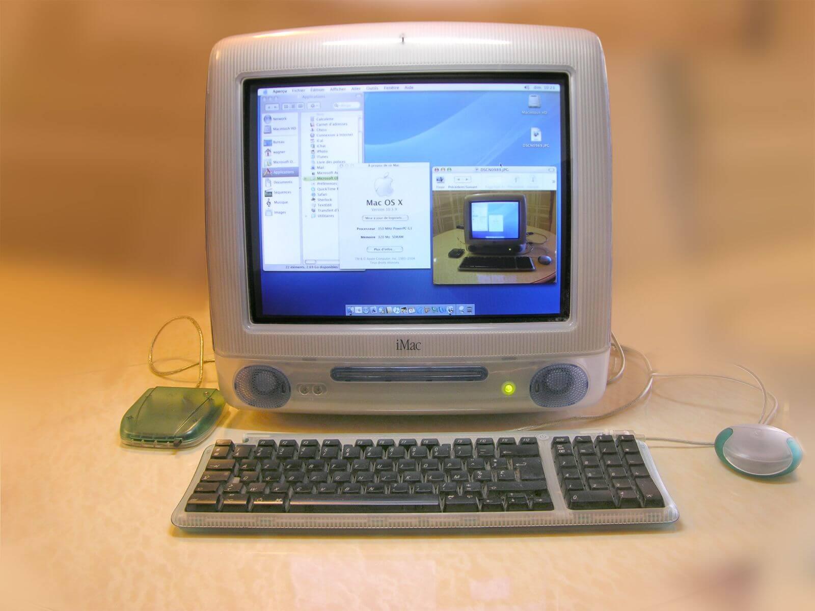 Первая настоящая Mac OS X, Пантера