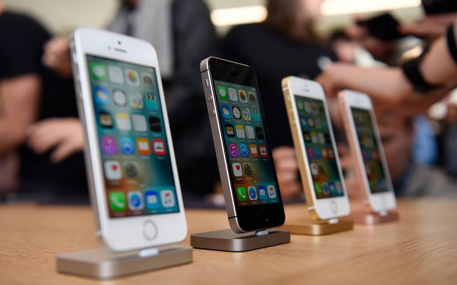 Apple официально прекратила продажи iPhone X, SE, 6s и 6s Plus