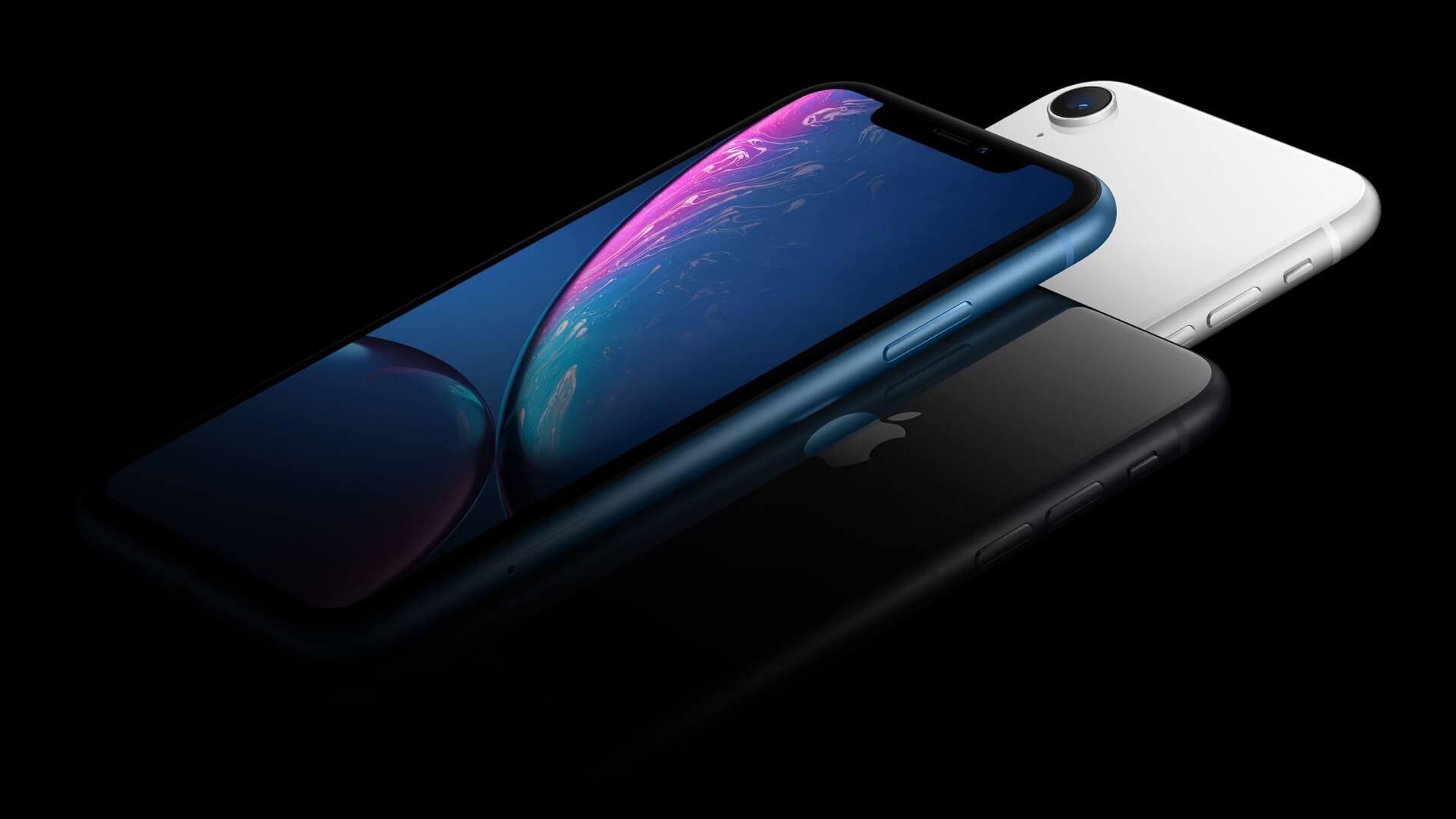 В чем iPhone XR лучше прошлогоднего iPhone X