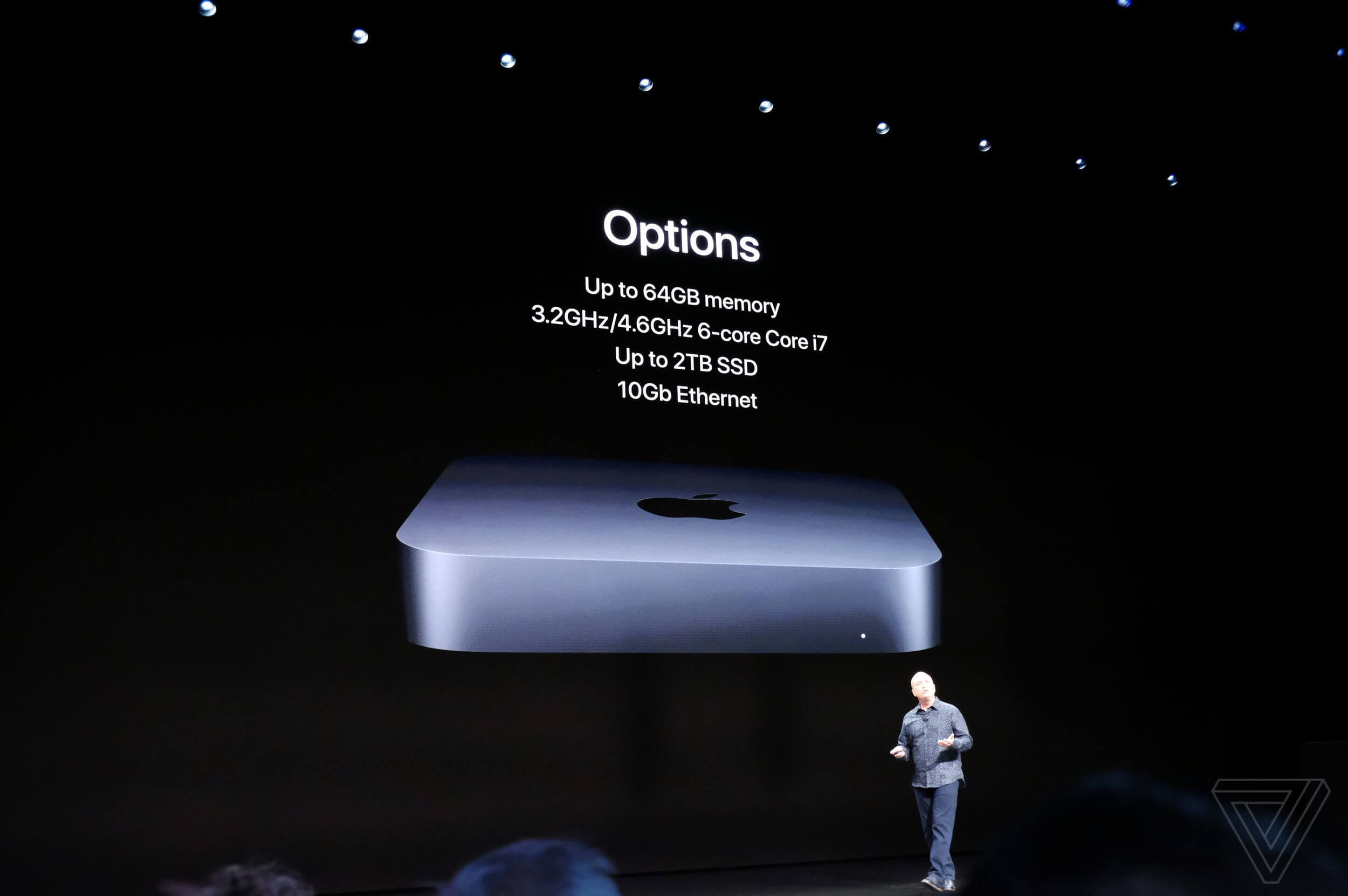 Apple представила новый Mac Mini — The IT-Files