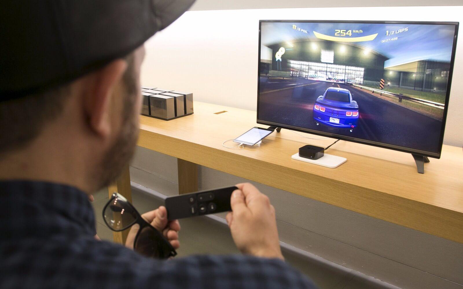 Как Apple может превратить Apple TV в полноценную игровую консоль