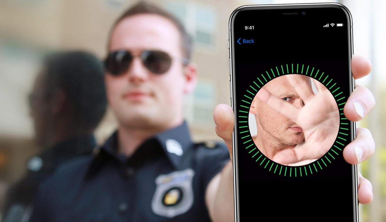 Посмотрев на iPhone подозреваемого, полицейские могут лишиться важных улик