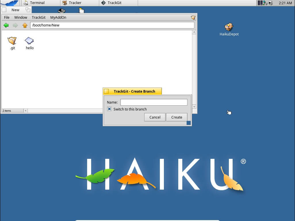 Haiku R1/Beta1… не будет! — The IT-Files
