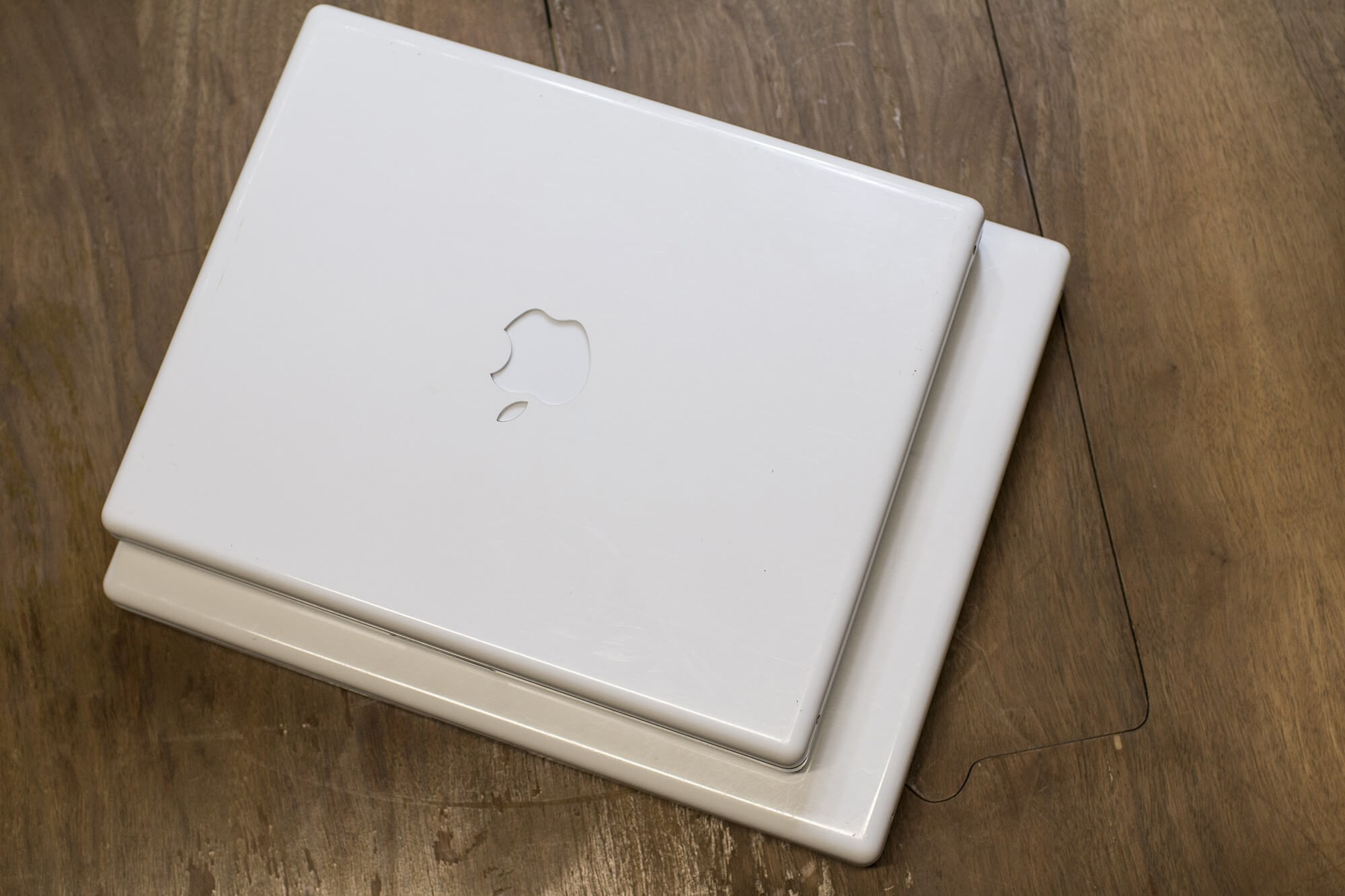 iBook G3, весь в белом… — The IT-Files