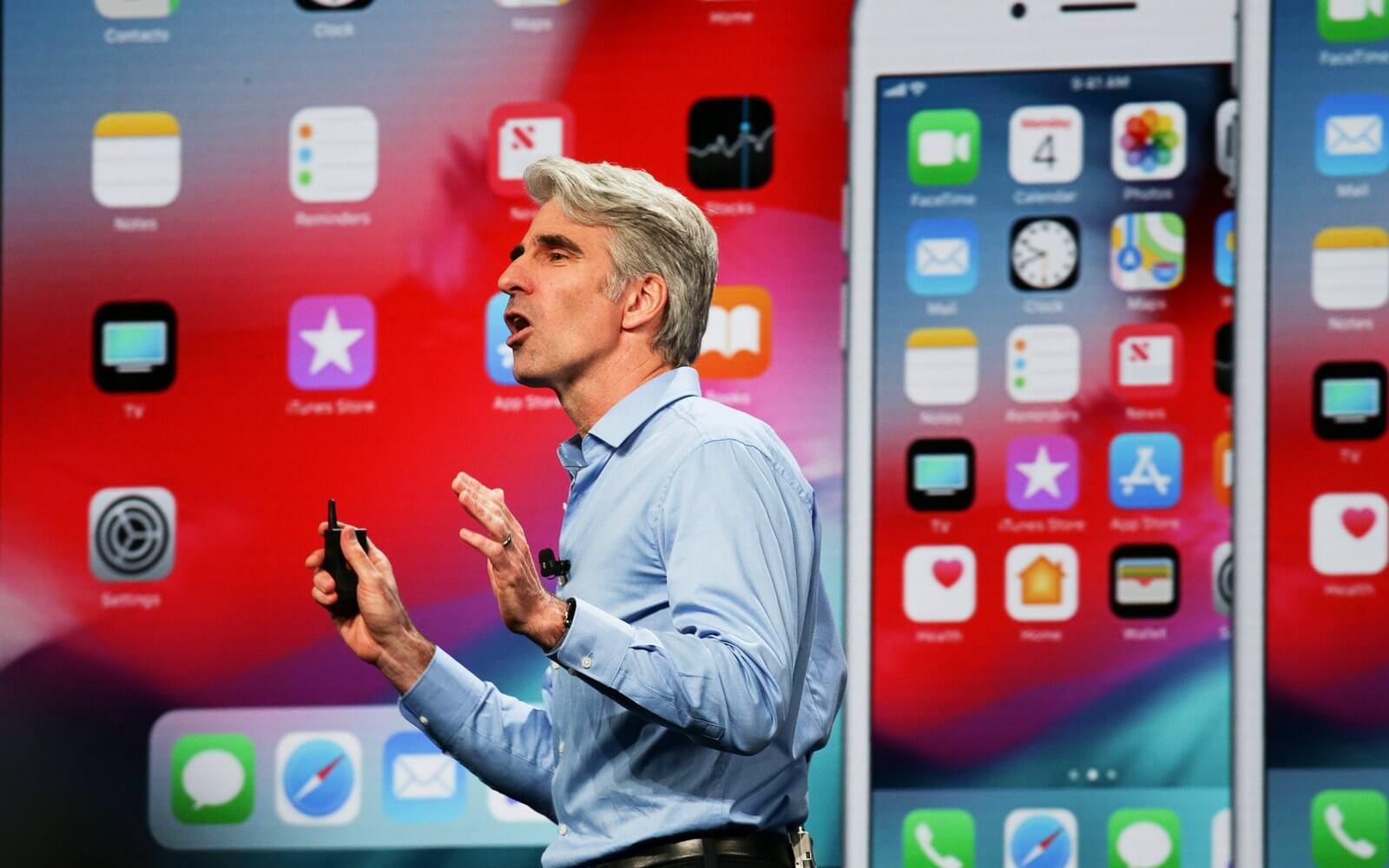 Apple похвастаталась высокой популярностью iOS 12