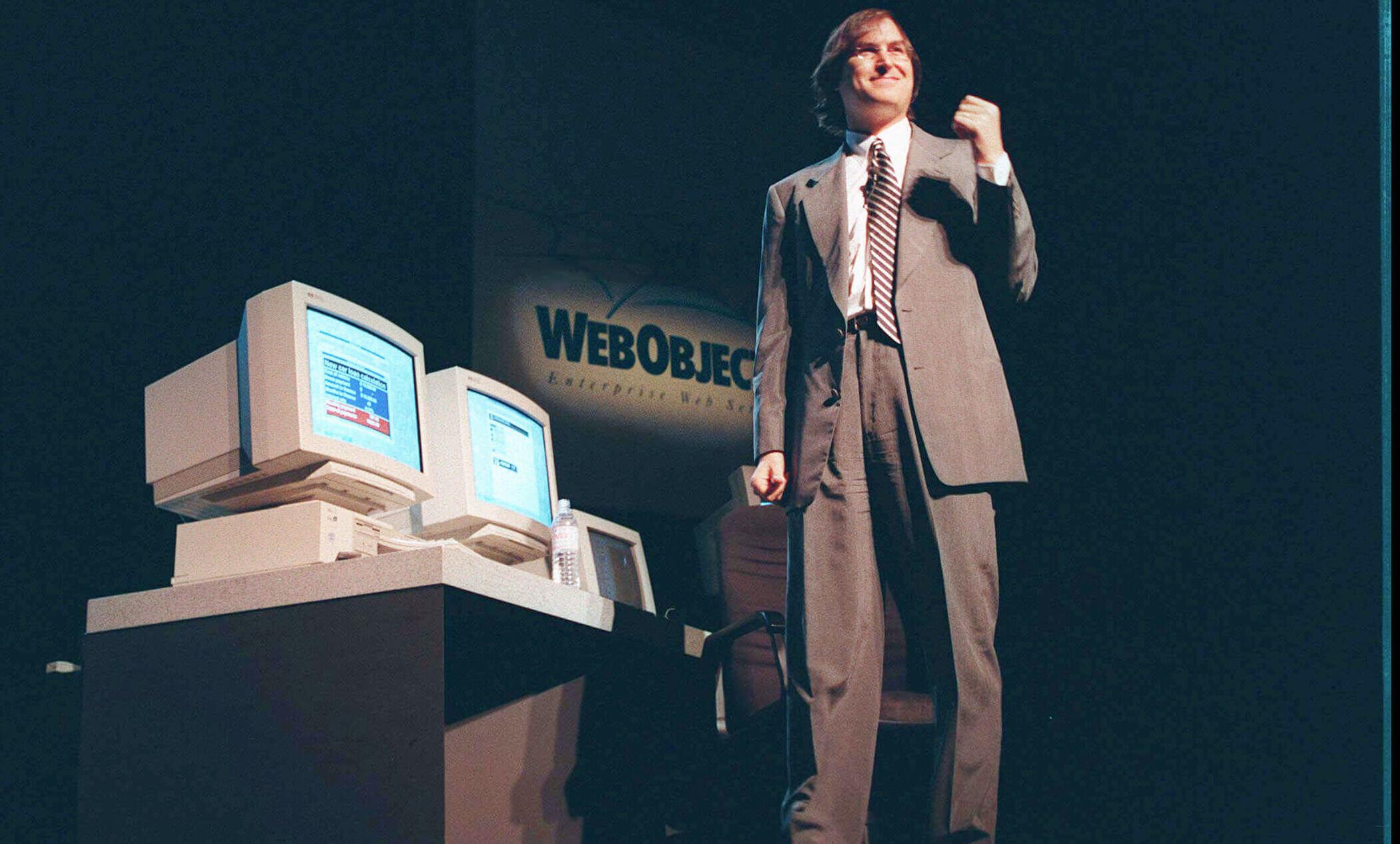 WebObjects в смертельном пике