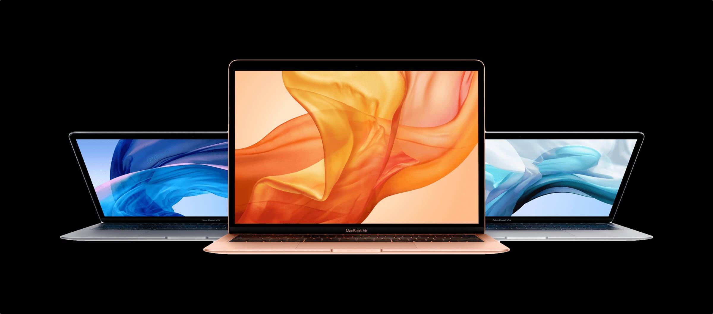 Новый MacBook Air удивит временем автономной работы — The IT-Files