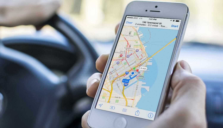 Карты Apple станут более полезными для пешеходов