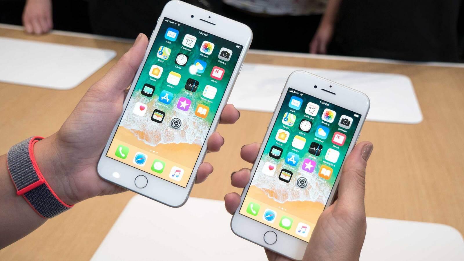 Высокие цены на iPhone XS и XS Max вызвали всплеск популярности старых моделей