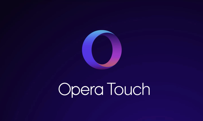 Веб-браузер Opera Touch для управления одной рукой вышел на iOS